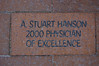 A. STUART HANSON<br /> 2000 PHYSICIAN <br /> OF EXCELLENCE