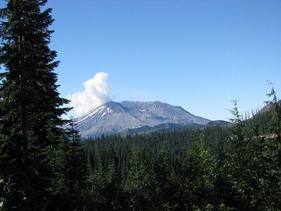 Mt St. Heleln and the Vulcanos of Wa.