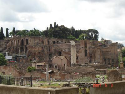 Med Cruise, Rome