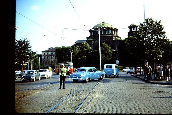 1967Bulgaria,Yugo.Austr.Germ.Switz VW bus