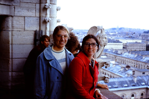 Paris, Ruth and David