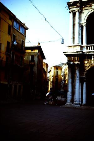 1967 Italy, Turkey to Italy and back.