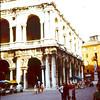 1967  Piazza Dei Signori with Dorthey, Fred, Shirley.
