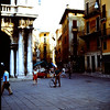1967  The Piazza Dei Signori, Vicenza.