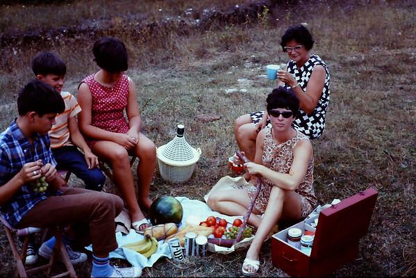 1969 Izmir to Wurtzberg,Italy