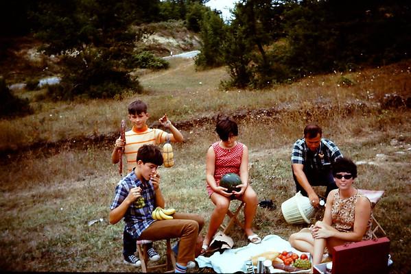 1969  Izmir,BVrindisi,Naples.