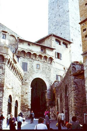 Rota to Lavorno April 1985 (Rome to Lavorno)