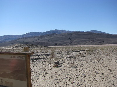 Death Valley with the Fletchers