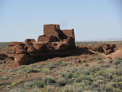 Wupatk Monument, n central Az.