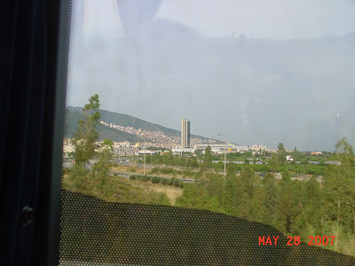 2007  Lv. Izmir, Effeses hotel hot springs Pamukale