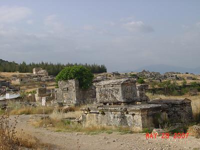 2007  Pamakale Heiropolas and Antalya