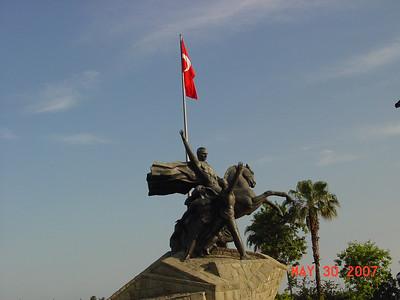 2007  Aspendos Antalya Konya