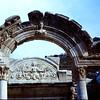 Emperor Trojan's fountain archs.