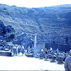 The great theater of Ephasus. from the Arcadian Avenue.