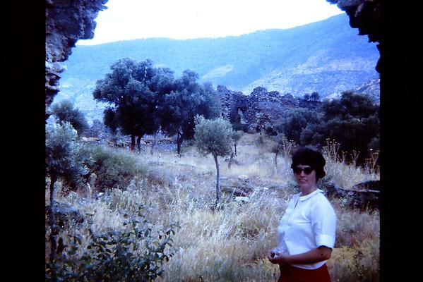 Ephesus and Claros 1966-1969