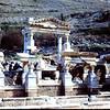 Emperor Trojan's Fountain, Ephasus.