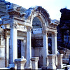 Hadian's Temple. on the Marble way.