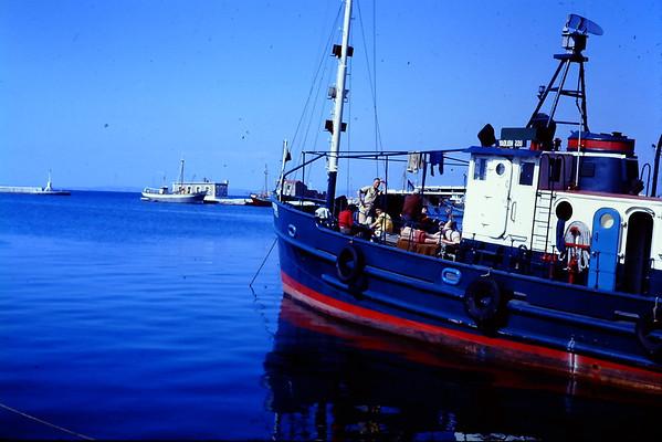 Greek Islands Trip Easter 1968 & 69