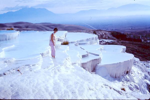 Pamukkale, Cotton Castle, Konya Whirling Dervishers