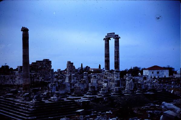 Temple of Didyma, Aphrodisia 1968
