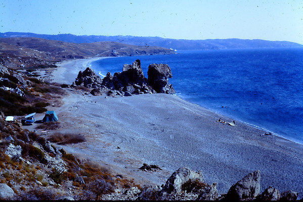Turkish beaches and wind mills,1966-69