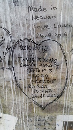 Polish tribute
