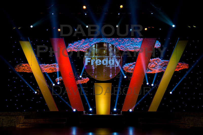 Freddy Awards Dress Rehearsal 2014