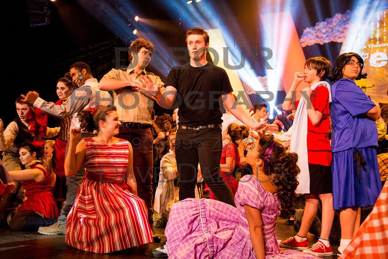 Freddy Awards Dress Rehearsal 2014