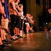 Freddy Awards Rehearsal