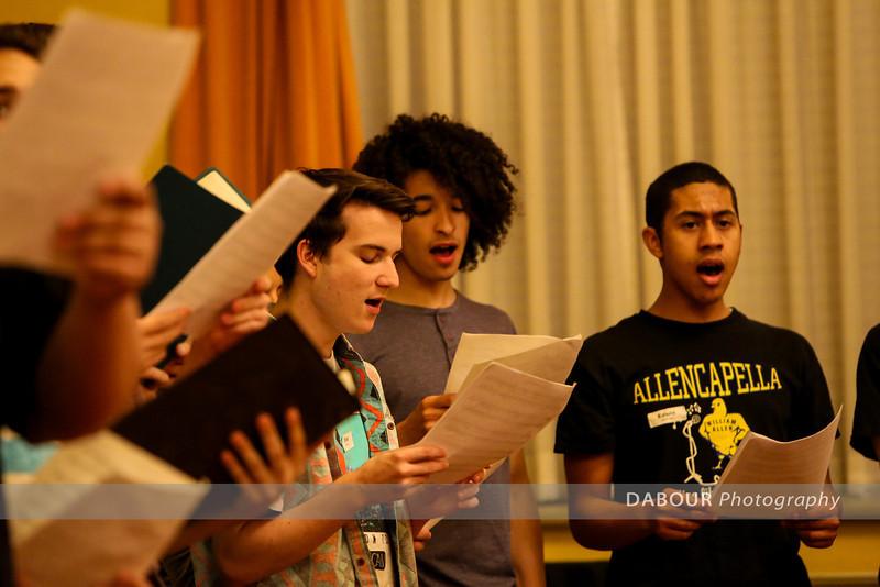 First Freddy Awards 2014 Rehearsal