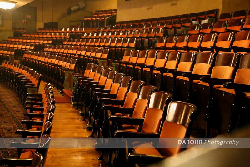 Freddy Awards Rehearsal Tech Monday