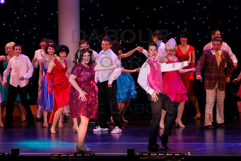 Freddy Awards 2015 Bangor HS Hairspray