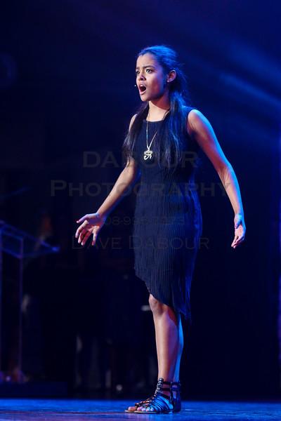 Freddy Awards 2015 Female Soloist