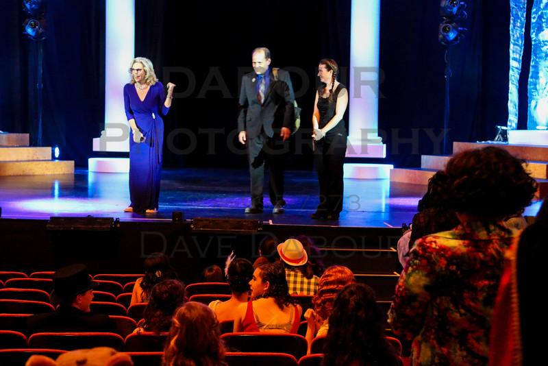 Freddy Awards 2015 Back Stage