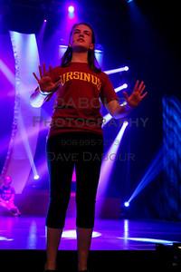 Freddy Awards Rehearsal Monday Evening