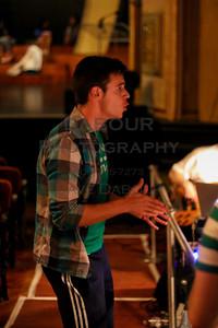 Freddy Awards Rehearsal Sunday Evening