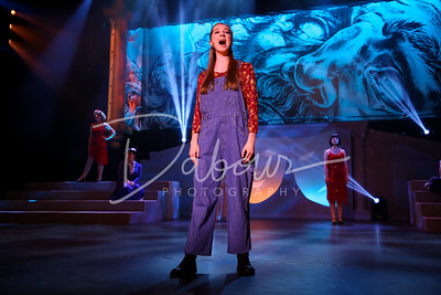 Freddy Award Dress Rehearsal May 22 2019