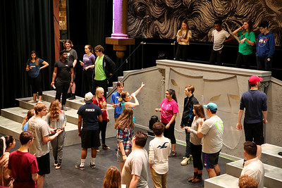 Freddy Award Rehearsal May 18 2019