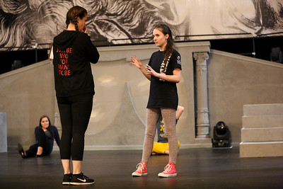 Freddy Award Rehearsal May 19 2019