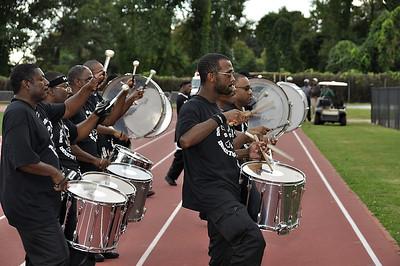 01 Alumni Drumline