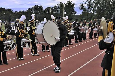 14 Alumni Drumline
