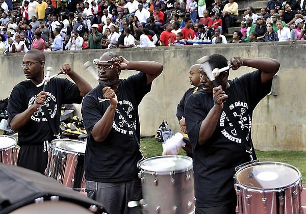 17 Alumni Drumline