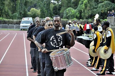 16 Alumni Drumline
