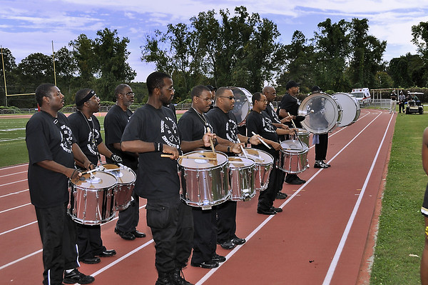 03 Alumni Drumline