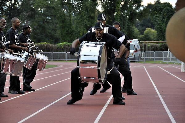 12 Alumni Drumline