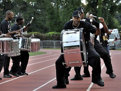 13 Alumni Drumline