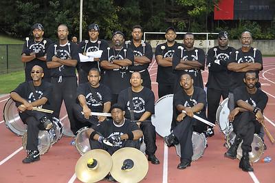 19 Alumni Drumline