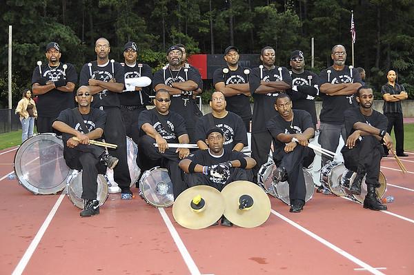 18 Alumni Drumline