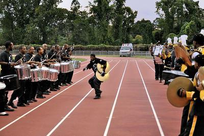 10 Alumni Drumline