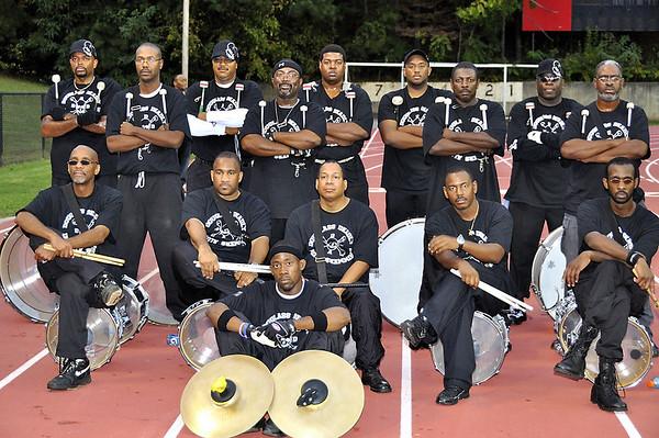 20 Alumni Drumline